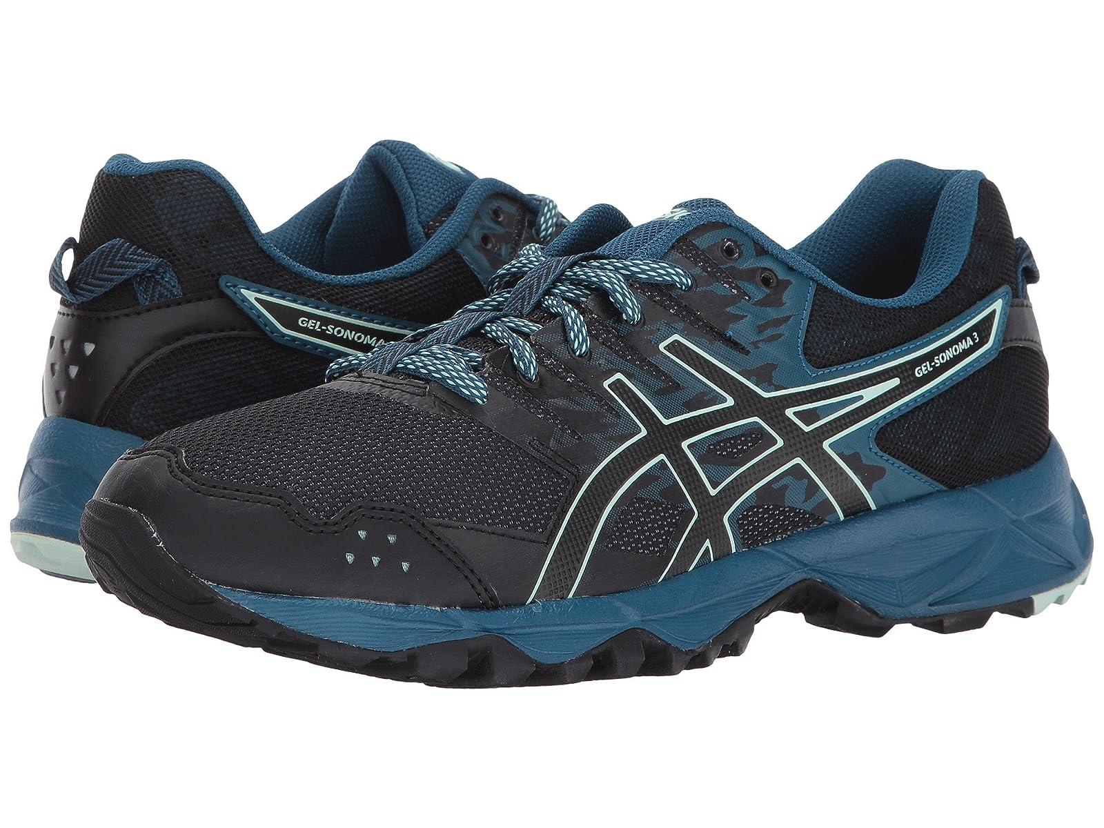 ASICS GEL-Sonoma 3Atmospheric grades have affordable shoes