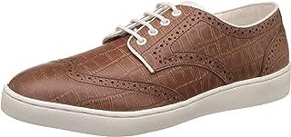 Carlton London Men's Phineas Leather Sneakers