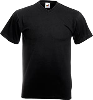 Fruit of the Loom Valueweight v-neck tee