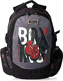 Teenage F Gear School Backpack for Boys - Multi Color