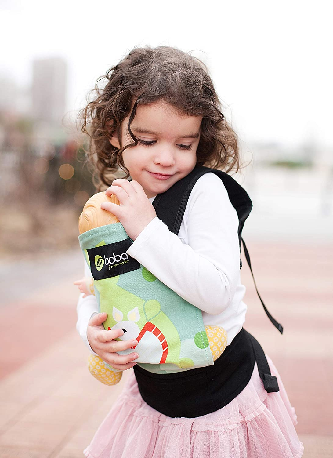 Boba Mini Doll Carrier Adorable Toy Carrier for Your Little boy or Girl Kangaroo