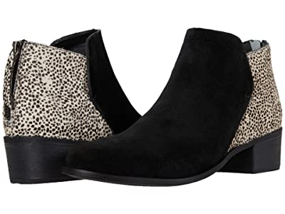 Matisse Poppy (Black Suede) Women