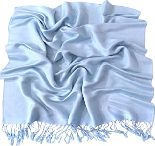 Solid Color Design Shawl Seconds Scarf Wrap Stole Throw Pashmina NEW