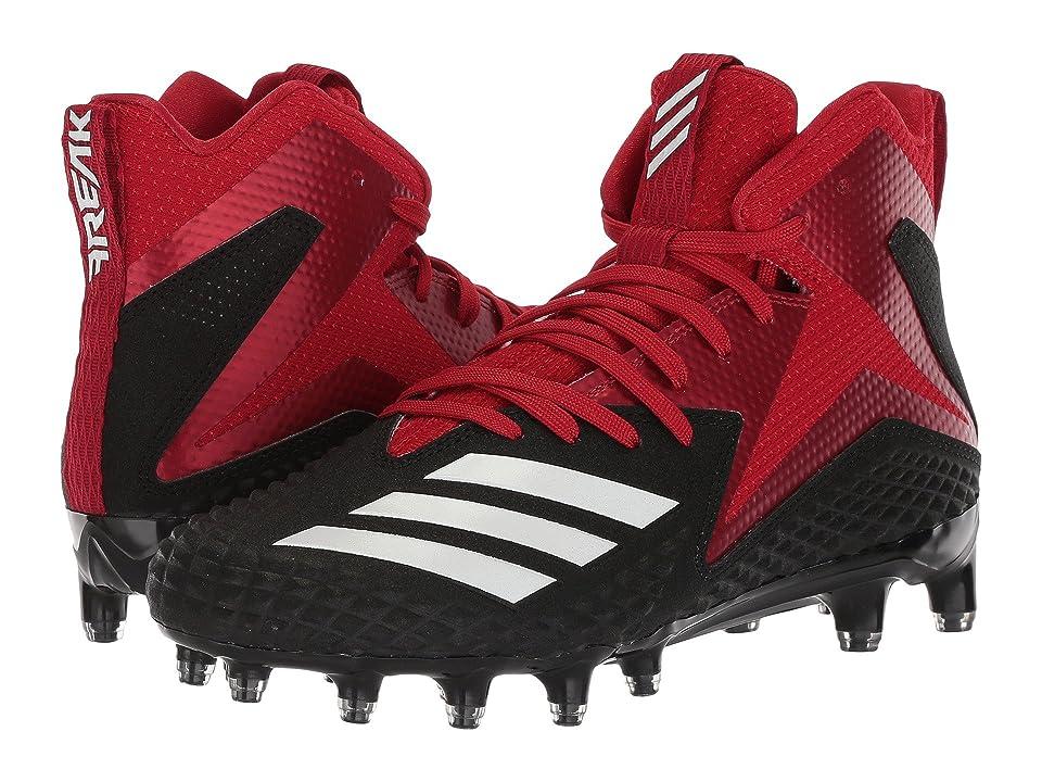 adidas Freak x Carbon Mid (Core Black/Footwear White/Power Red) Men