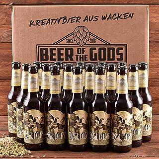 Wacken Brauerei Baldur - Pack de cervezas caseras - 18