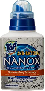 TOP NANOX Ultra Concentrated Liquid Detergent, Anti-bacterial, 450g
