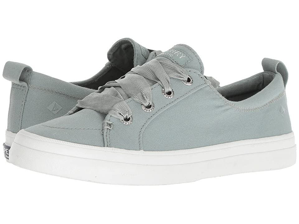 Sperry Crest Vibe Satin Lace (Mint) Women