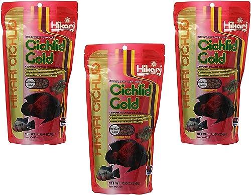 Hikari Cichlid Gold Fish Food (Medium), 250g