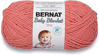 Bernat Baby Blanket Tiny Yarn Tea Rose