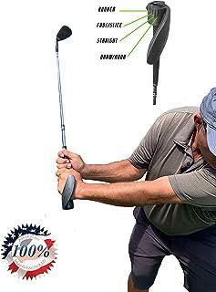 golf parachute training aid