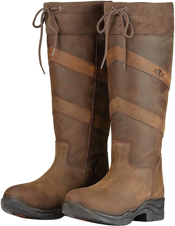Saxon Weatherbeeta Pilton Waterproof Tall Boot