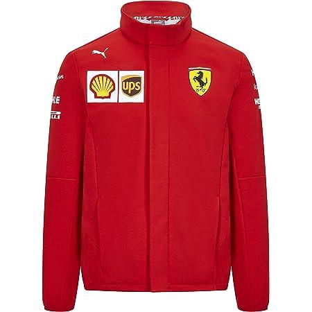 Official Formula One Scuderia Ferrari 2020 Puma Team Softshell Jacke Xl Bekleidung