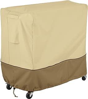 Classic Accessories Veranda Patio 80 Quart Rolling Patio Cooler Cover