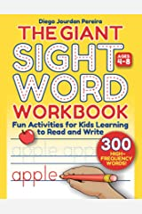 Giant Sight Word Workbook: 300 High-Frequency Words!―Fun Activities for Kids Learning to Read and Write (Ages 4–8) ペーパーバック