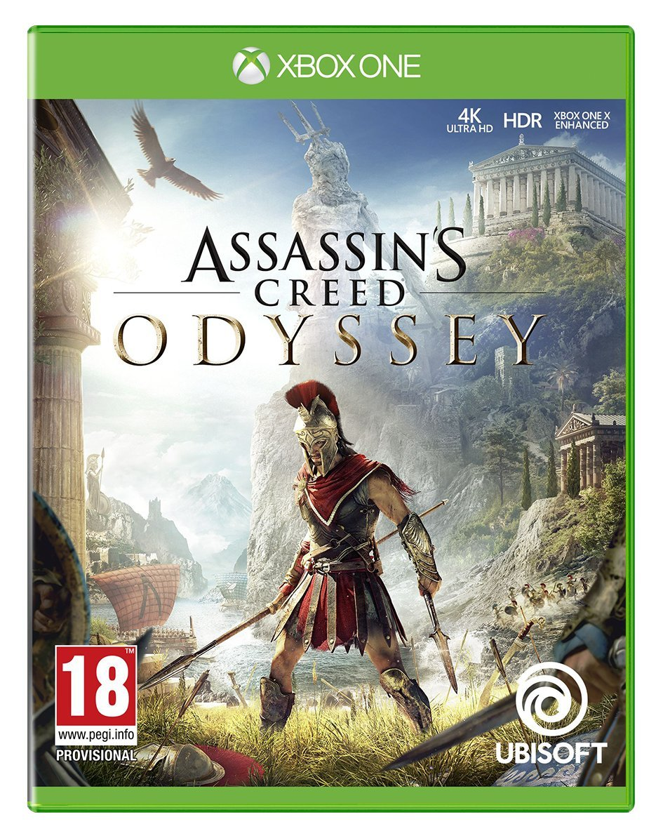 Assassins Creed Odyssey - Xbox One [Importación inglesa]: Amazon ...