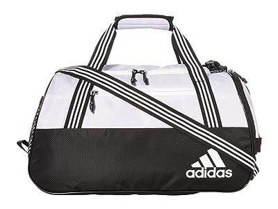 adidas Squad IV Duffel (Purple Tint/Black) Duffel Bags