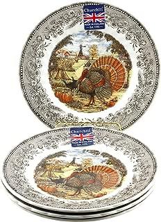 Best turkey transferware plates Reviews