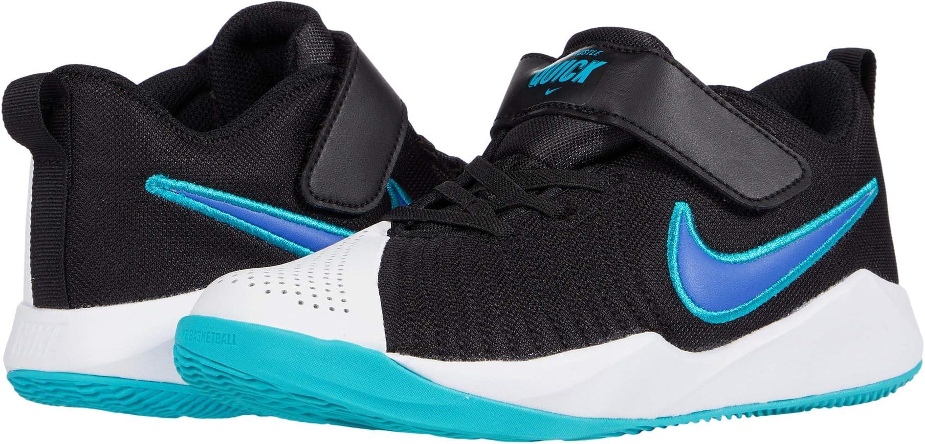 Nike® Kids Team Hustle Quick 2 Basketball Sneaker