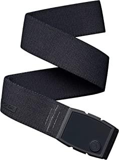 Arcade Belt Mens Capture Vision Belts: Flexible Elastic Webbing, Premium Buckle