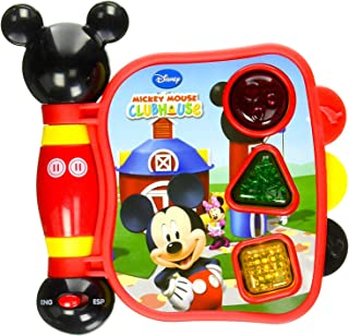 Mickey Mouse Clubhouse, Mickey's My First Learning Book Lights and Sounds (styles may vary)