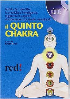 Il quinto chakra. Audiolibro. CD Audio (Musica per)