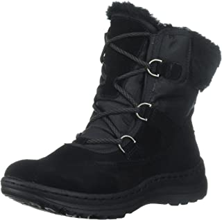Women's Aero Snow Boot, Black, 7.5 M US