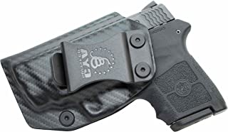 Kydex Iwb Holster Smith /& Wesson Bodyguard 380 With Factory Laser /& Non Laser