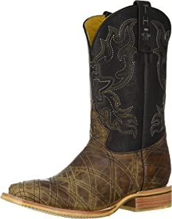 Tin Haul Shoes Men's What's Your Angle Western Boot