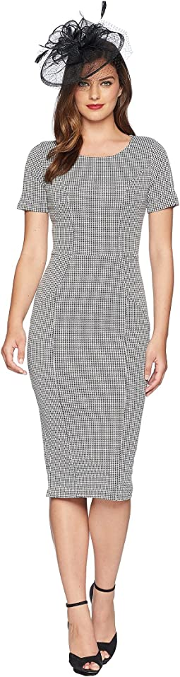 4f2b33ee8c2 Clothing · Dresses. New. Black White Houndstooth