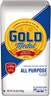 Gold Medal All Purpose Flour, 10 lbs. (pack of 2)