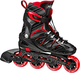 lacing derby skates