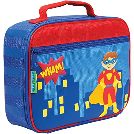 Stephen Joseph Boys Classic Lunch Box, Superhero