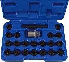 Tool Hub 9830 Oil Drain Pan Plug Copper Washer Assortment 100 pcs