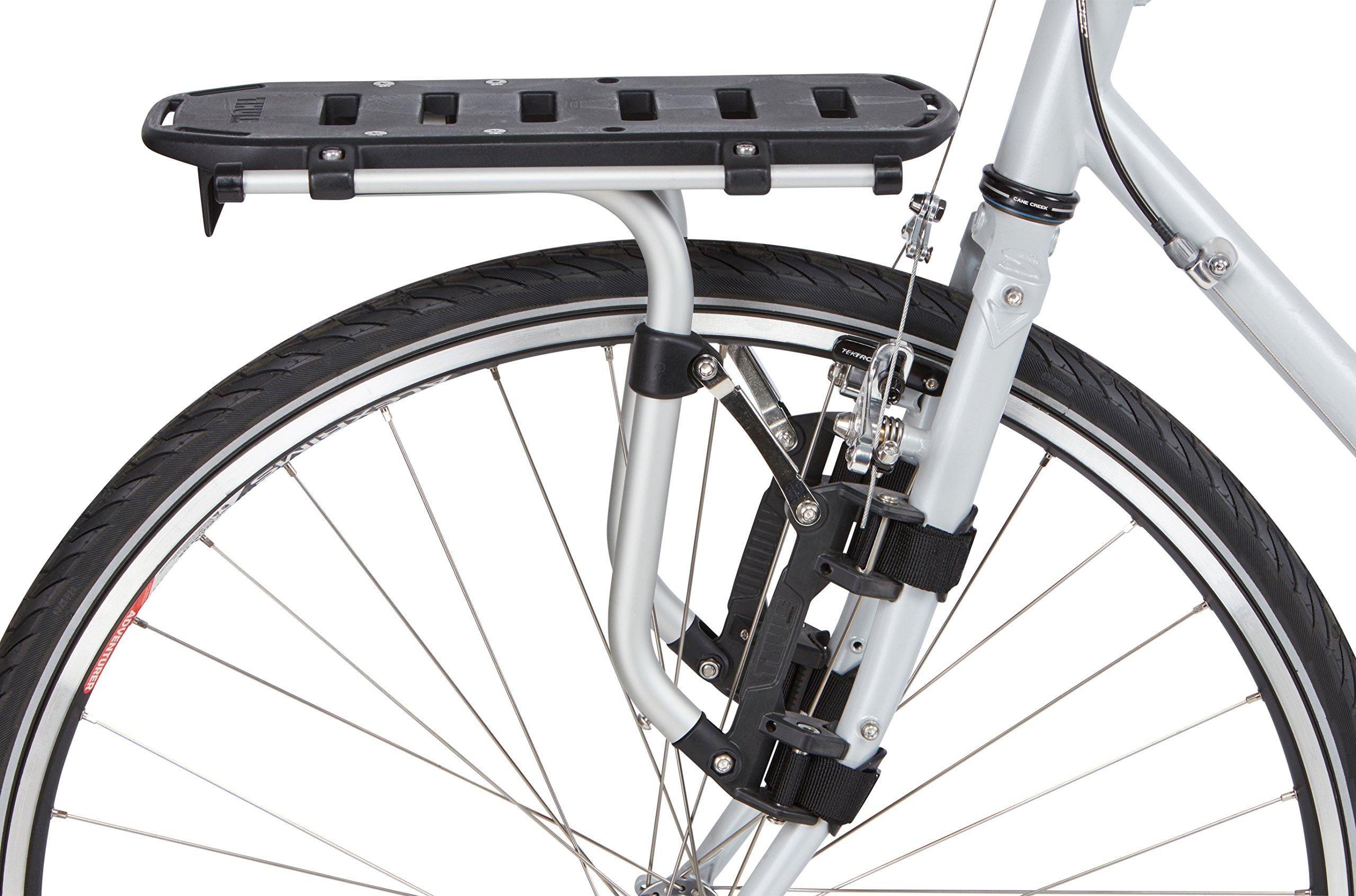 Thule TH100090 Portabultos de Bicicleta, Unisex Adulto, Black, Talla Única: Amazon.es: Deportes y aire libre