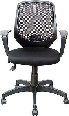 Symphony Mesh Fix Medium Back Chair C016 by Furniture Magik