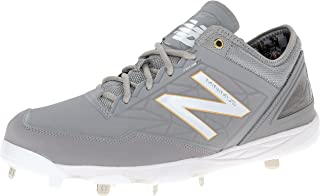 New Balance Mens MBB Minimus Low Baseball Shoe
