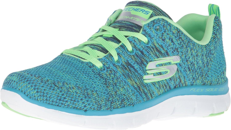 Skechers Women's Flex 2.0 Appeal 35% OFF Max 49% OFF Sneaker