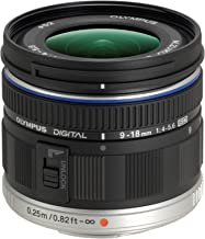 Olympus M ED 9-18mm f/4.0-5.6 micro Four Thirds Lens for Olympus and Panasonic Micro Four Third Interchangeable Lens Digital Camera - International Version (No Warranty)