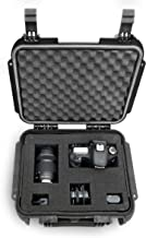"CASEMATIX 14"" Mirrorless Camera Case Fits Nikon Z7 and Nikon Z6 Digital Camera Body, Nikkor Z Lens, FTZ Mount Adapter and Accessories - Customizable, Waterproof, Hard Shell"