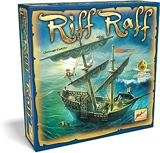 Zoch 601105012 - Riff Raff, das Geschicklichkeitsspiel für