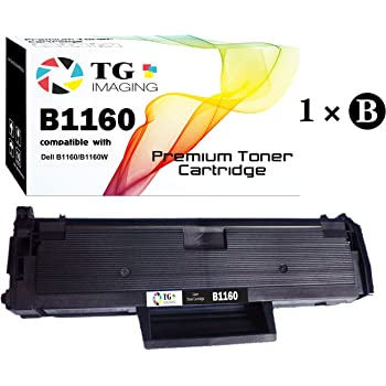 331-0376 Black, 2 Pack 332-0373 MS Imaging Supply Laser Toner Cartridge Cartridge Replacement for Dell 331-9805