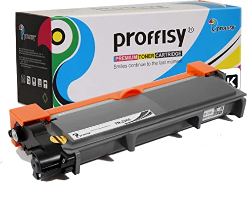 proffisy TN 2365 for Brother TN-2365 Toner Cartridge Compatible for Brother DCP-L2541,HL-L2321,2365,2380,2360,DCP-L2520,MFC-L2703(1pcs) product image