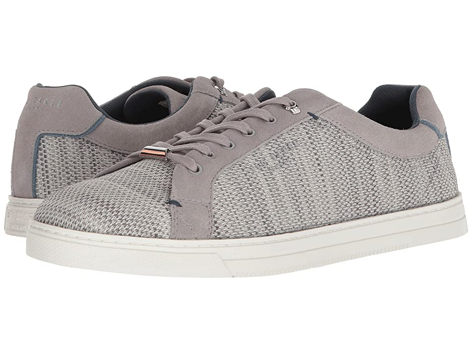 Ted Baker Demes (Light Grey Textile) Men