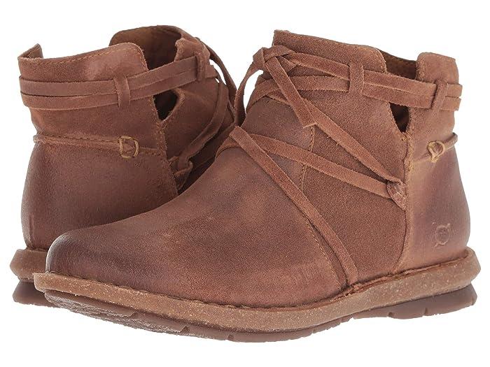 Born  Tarkiln (Natural Distressed) Womens  Boots
