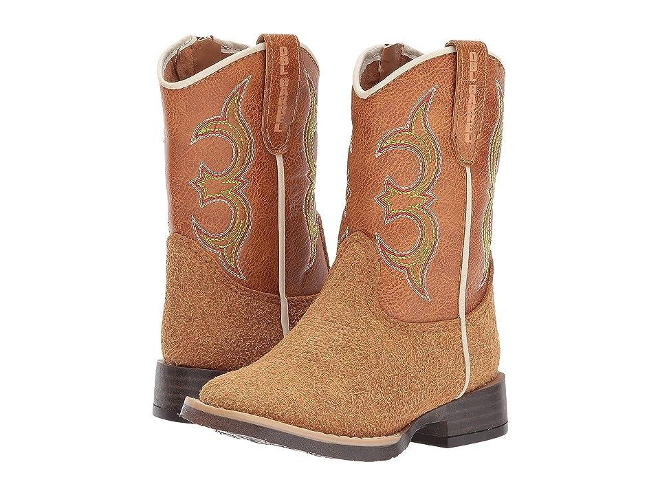 M&F Western Kids Rhett (Toddler) (Natural Tan) Boys Shoes