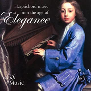 Harpsichord Music from the Age of Elegance
