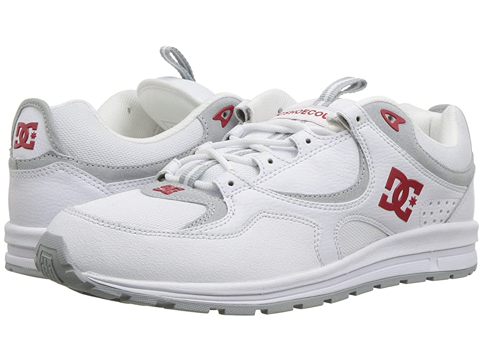 DC Kalis Lite (White/Red) Men