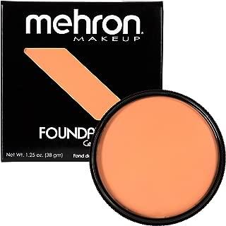 Mehron Makeup Foundation Greasepaint (1.25 ounce) (Light Auguste)