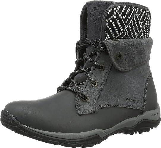 Columbia Cityside Fold Waterproof, Chaussures d'extérieur Femme