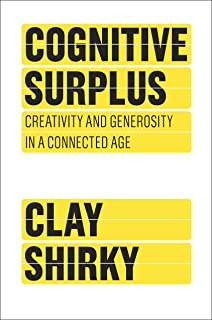 clay shirky cognitive surplus